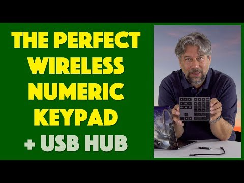 Voamoko Bluetooth Numeric Keypad Review: An Accountants Dream Peripheral!