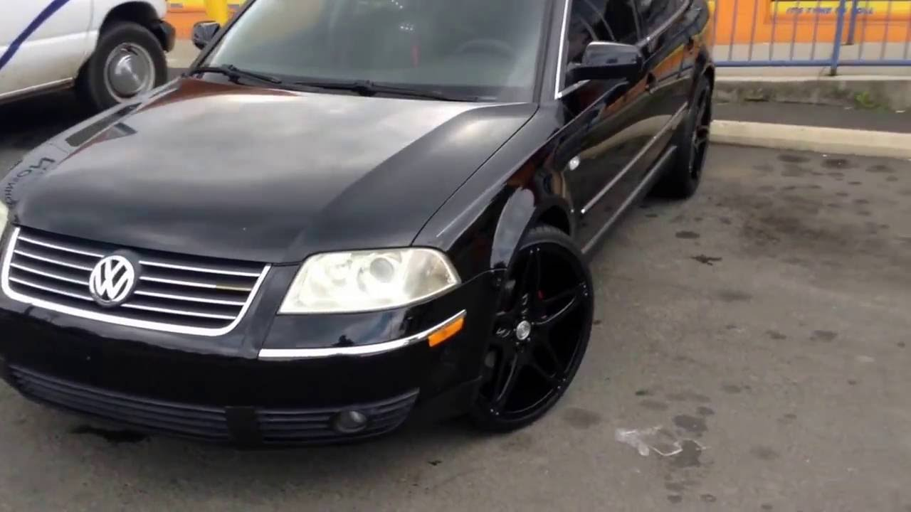 Love This 2004 Volkswagen Passat Wheel By Diablo Solo
