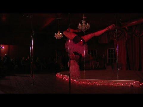 Emma Ridley Pole Performance