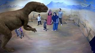 Illusion 3D ART MUSEUM KL-Dinosaurs ATTACK!!