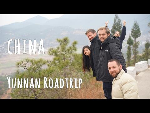 CHINA - roadtrip in Yunnan - Ljijang, Tiger Leaping Gorge - part 3