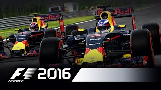 F1 2016 - Daniel Ricciardo Baku Flying Lap(Watch Daniel Ricciardo race around the brand new Baku Circuit in F1 2016, out August 19th 2016 Follow Codemasters F1 games blog and social channels on ..., 2016-06-16T09:01:37.000Z)