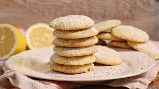 Lemon Poppy Seed Cookies | Ep. 1322
