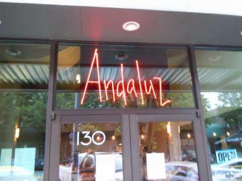 Andaluz Tapas and Wine Bar-Salem Oregon
