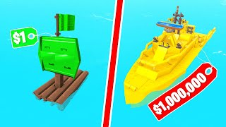 BUILD The Best BOAT CHALLENGE In TRAILMAKERS!