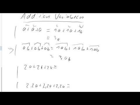 Multiplikationen bei Vektoren, Skalar-/Vektor-/Kreuzprodukt   Mathe by Daniel Jung from YouTube · Duration:  2 minutes 53 seconds