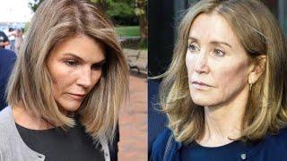 Lori Loughlin Regrets Not Taking The Plea Deal After Watching Felicity Huffman's Sentence