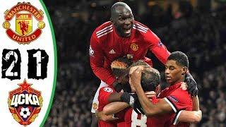Download Video Manchester United cs CSKA Moscow 2-1 --- Goals and Highlights -- 06 December 2017 HD MP3 3GP MP4