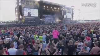 Parkway Drive Live @ Rock am Ring 2015 HD FULL SHOW