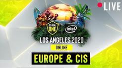 LIVE : Team Nigma vs Hellraisers - ESL One Los Angeles - Group Stage - EU & CIS