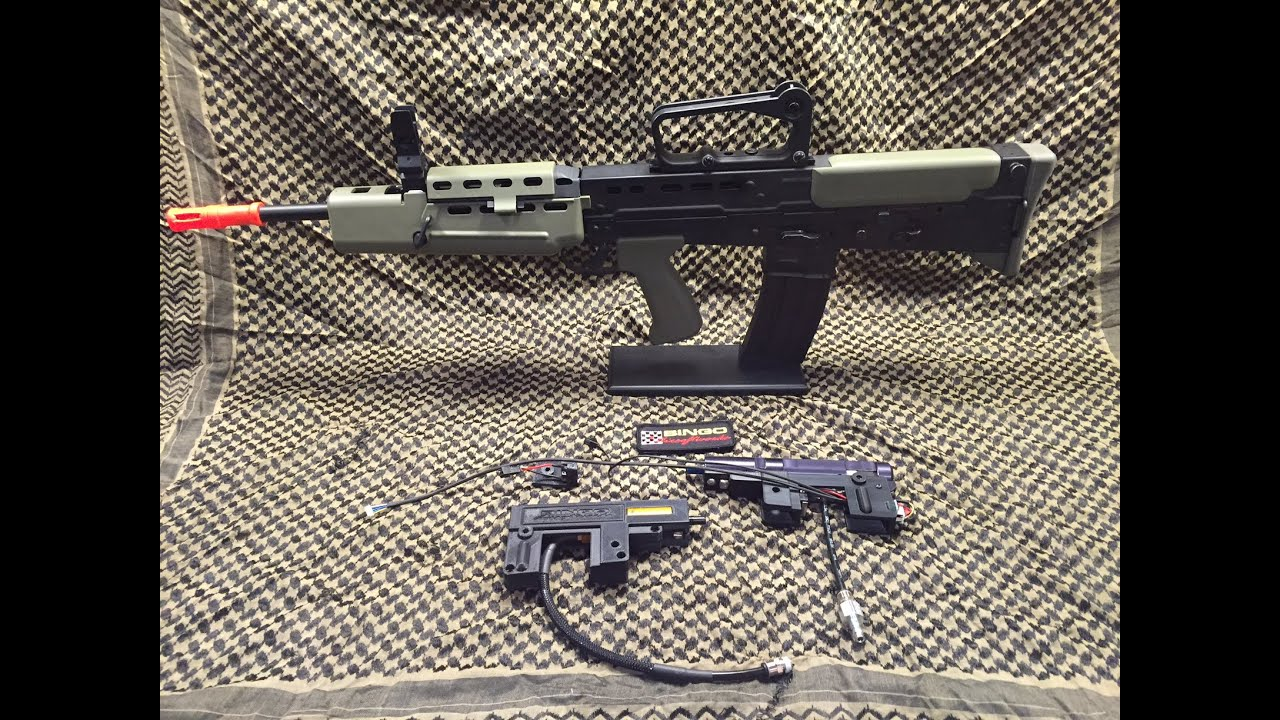 Bullpup In Thumpy S 3d House Of Airsoft Scoop It Scoop It