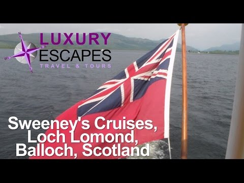 Sweeney's Cruises, Loch Lomond, Balloch, Scotland