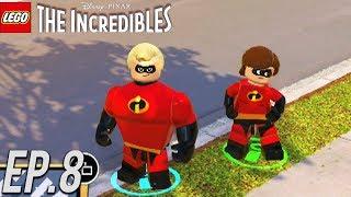 A ERA DE OURO - LEGO® The Incredibles Multiplayer ( Parte 8 )