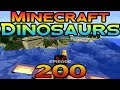 Minecraft Dinosaurs! || 200 || Old World Adventure Special
