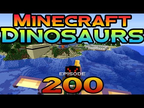 Minecraft Dinosaurs! - Episode 200 - Old World Adventure