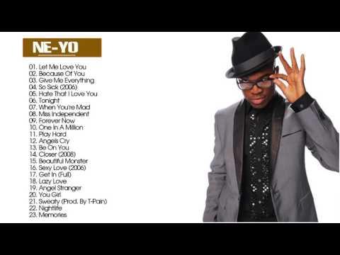 Ne Yo Greatest Hits Collection - Best Songs of Ne Yo