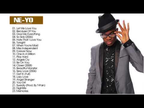 Ne Yo Greatest Hits Collection - Best Songs of Ne Yo