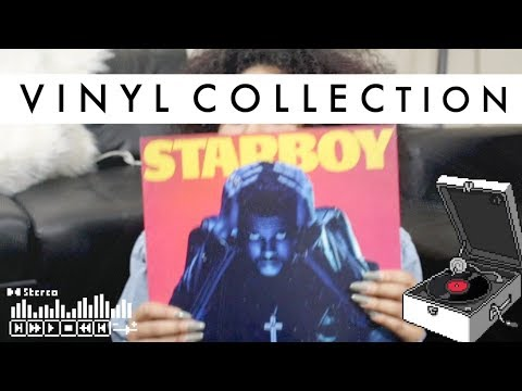 MY VINYL COLLECTION 2017 | The Voodoo Child