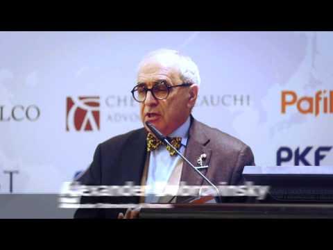 Александр Добровинский на саммите «Управление Частным Капиталом и Private Banking 2015»
