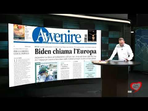 I giornali in edicola - la rassegna stampa 20/02/2021