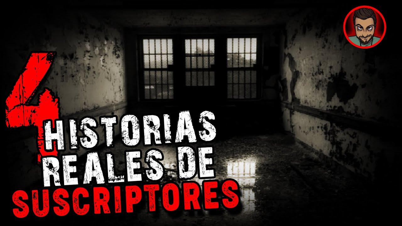 4 HISTORIAS REALES DE MIEDO | HISTORIAS DE TERROR | INFRAMUNDO