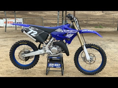 2019 Yamaha YZ125 2 stroke - Dirt Bike Magazine