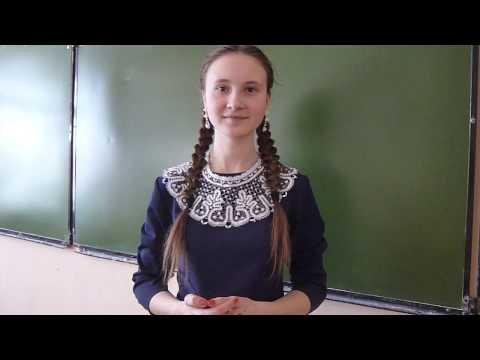 №9 Дарья Петухова, 9 класс