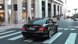 CLK 320 Coupe Transpirable Cubierta de Coche con Tira Fluorescente C209 Resistente al Polvo Cubre Coches QDDP Funda para Coche Exterior Impermeable Compatible con Mercedes-Benz CLK-Class