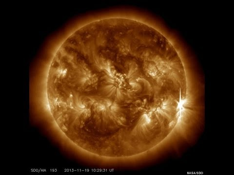 2014 Breaking News Scientists state Strong solar storm heading to Earth