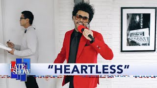 The Weeknd Heartless