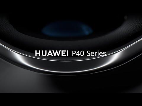 Huawei P40 Event Livestream