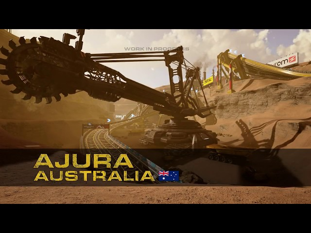 PACER | AJURA TRACK REVEAL 2019 | PS4, XBOX ONE, STEAM
