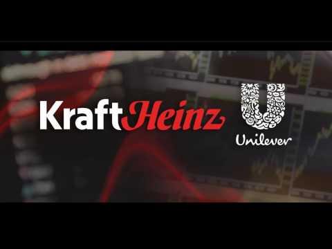 обзор компаний Kraft Heinz и Unilever