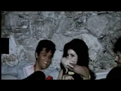 Elvis & Priscilla Presley - Young and Beautiful