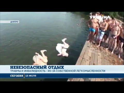В Украине на водоемах утонуло 460 людей с начала года