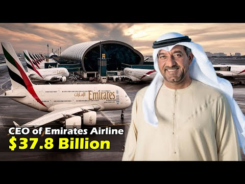 Ahmed bin Saeed Al Maktoum Lifestyle || Family★Bio★Airline★Hobbies★Net Worth & More Info