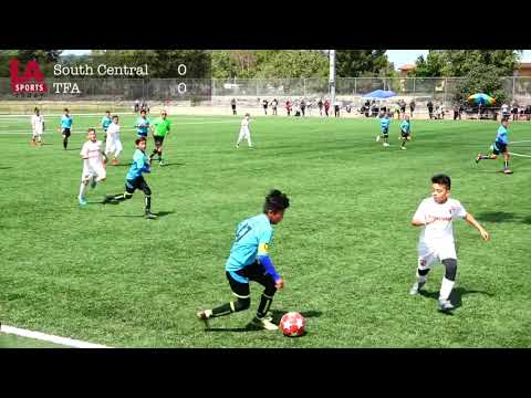 Gran Final de Target United Cup 2019: TAF vs. South Central United