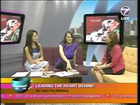 NTV7 Interview with Joan Foo Mahony