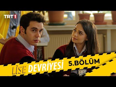 Lise Devriyesi - 5.Bölüm