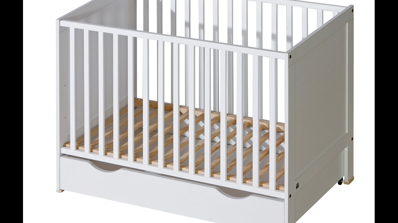 Atb Meble Instrukcja Montażu Basic łóżeczko 120x60