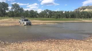 Little Missouri River Crossing