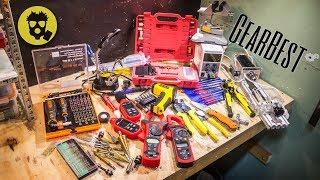 Посылка на 700$ из GearBest. Инструменты, приборы и полезные мелочи.