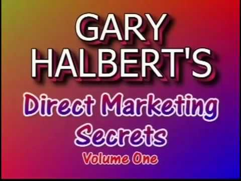 Gary Halbert   Direct Marketing Secrets Seminar 1
