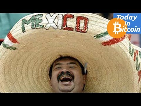 Today in Bitcoin (2017-08-28) - Bank of Mexico, High Bitcoin Fees and North Korean Hackers