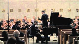 Liszt Totentanz - Ricker Choi, Sneak Peek Orchestra