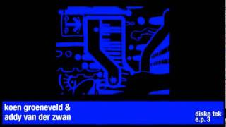 Addy Van Der Zwan, Koen Groeneveld - Do It Do It (DJ Falk Edit)