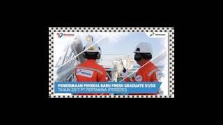 Informasi Lowongan Kerja S1/D3 Di PT Pertamina (PERSERO ) Juli 2017