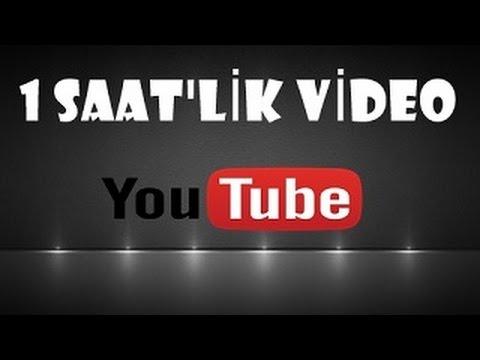 YouTube'den Nasıl 1 SAAT'TEN Uzun Video İndirilir