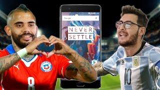 Enfrentados por el OnePlus 3