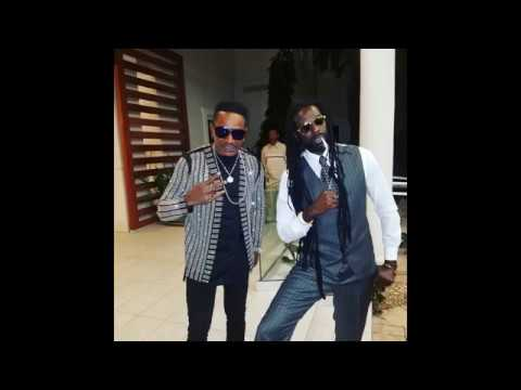 Buju Banton Alongside GENERALB Flying In A Private Jet On There Way To Bahamas.